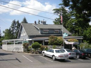 The Roanoke Inn, Mercer Island, WA